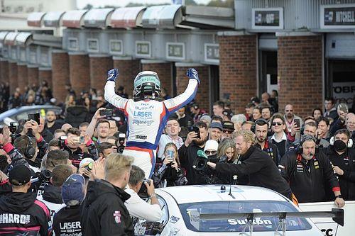 Brands Hatch BTCC: Sutton closes out season with assertive Race 3 win