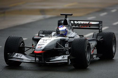 """When a future Le Mans winner with """"no regrets"""" became an F1 driver for a day"""