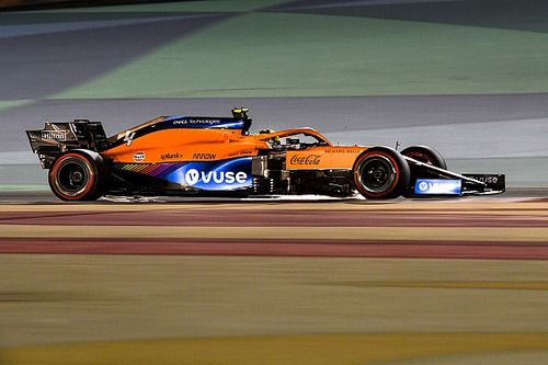 Норрис: McLaren недалеко от Mercedes и Red Bull