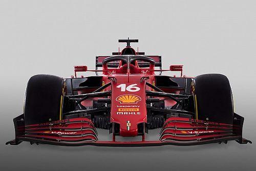 Ferrari: ecco la scheda tecnica della SF21 di Leclerc e Sainz
