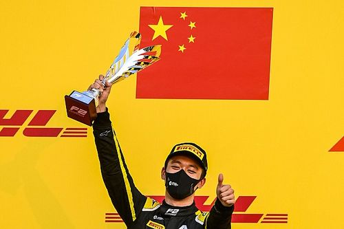 Zhou is China's only F1 hope for 15 years - Alpine