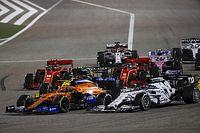 El enojo de Vettel con Leclerc en Bahrein