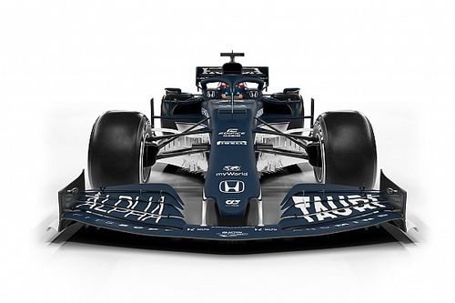 Formel 1 2021: Der neue AlphaTauri AT02 in Bildern