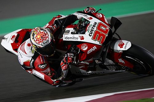 中上貴晶「最新型バイクはかなり違っている」エンジンの特性にはポジティブ評価 MotoGPカタールテスト