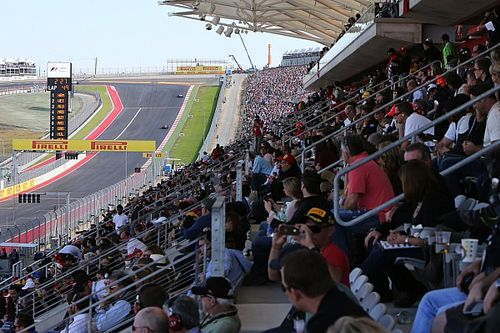 Tickets for United States Grand Prix in October now on sale