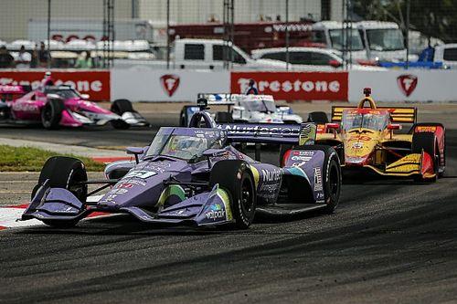 Грожан останется в IndyCar на сезон-2022, но сменит команду