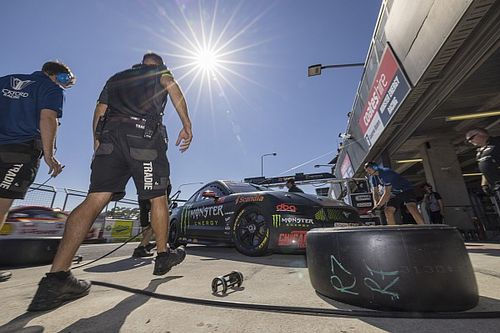 """Dunlop expecting """"curveballs"""" from new Supercars tyre"""