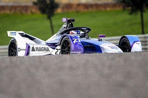 Nieuwkomer Dennis pakt pole-position voor tweede E-Prix Valencia
