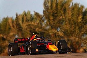 F2: Daruvala lidera el primer día de test post-temporada
