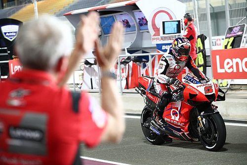 Ducati: Zarco heeft gelijke kans op titel als Miller en Bagnaia