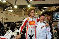 Rossi: Fausto Gresini adalah Referensi di Paddock