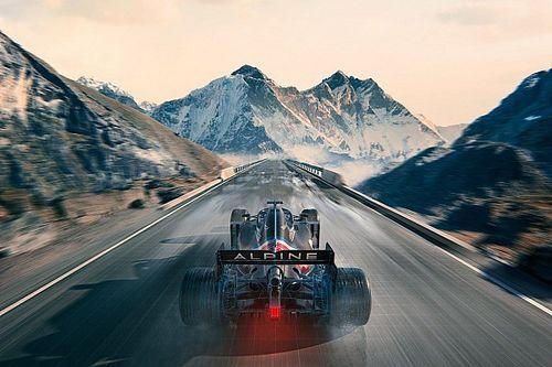 Kövesd nálunk az Alpine 2021-es F1-es autójának bemutatóját!