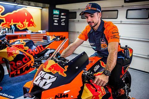 MotoGP: ecco Oliveira coi colori KTM 2021