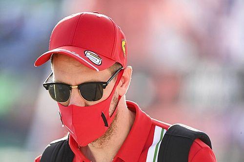 """Vettel: """"No puedo hacer nada, Leclerc está en otra liga"""""""