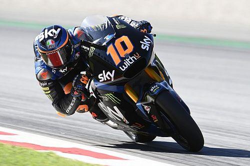 Moto2カタルニア決勝:マリーニ、ポールトゥウィンで今季3勝目。長島12位