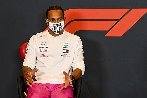 Hamiltont meglepte, hogy plafon lehet a fizetésén