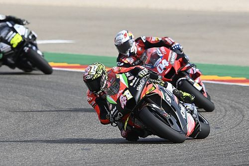 "Espargaro ""hates"" the way he overtook in Teruel GP"