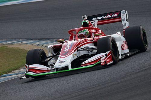 Fenestraz espera un regreso difícil en la Súper Fórmula