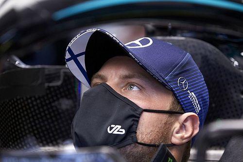 俄罗斯大奖赛FP1:博塔斯领跑,汉密尔顿倒数第二