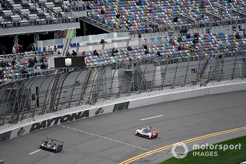 Daytona 24: Alonso, Van der Zande, Taylor en Kobayashi winnen regenrace