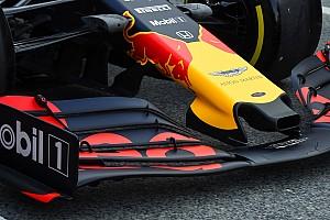 Red Bull diz que não se assusta com asas radicais da Ferrari e da Alfa