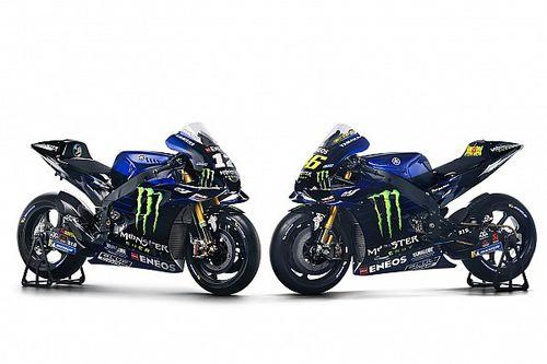 Yamaha YZR-M1, ecco la scheda tecnica della MotoGP 2019 di Valentino Rossi e Viñales