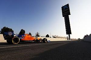 McLaren testlerden memnun ayrılıyor
