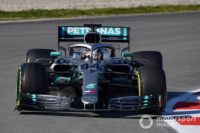 Hamilton et Mercedes ont rencontré