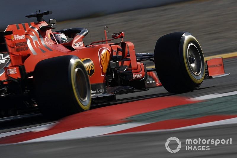 Leclerc: Ferrari not running flat out yet