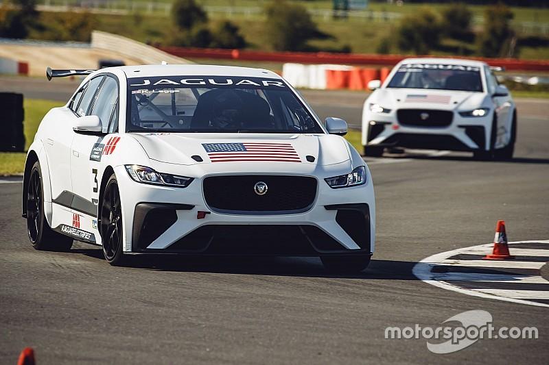 Jaguar eTrophy series to launch with 11-car grid