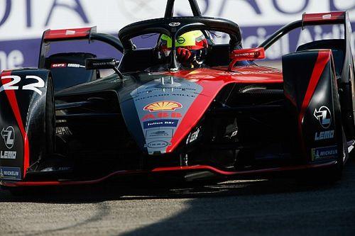 Rowland op pole voor vijfde FE-race Berlijn, Frijns vanaf P2