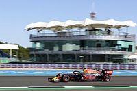 F1 70周年記念GP|FP3速報:ハミルトン首位。フェルスタッペンは7番手