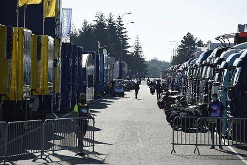 Eerste positieve coronatest in MotoGP-paddock