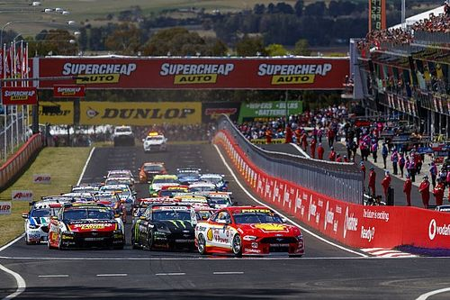 Supercars explains 2021 backflip