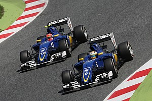 Formula 1 Breaking news Ericsson and Nasr set to stay at Sauber in 2017