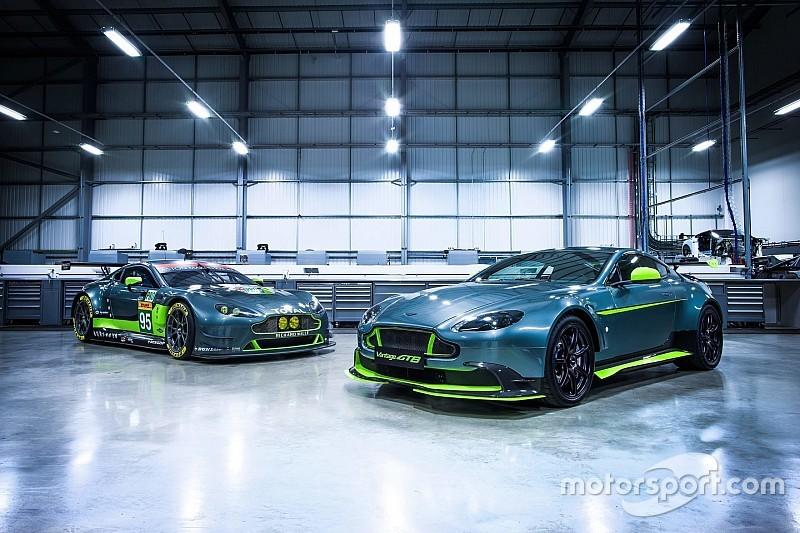 Aston Martin Vantage GT8: straatauto gebaseerd op GTE-racer