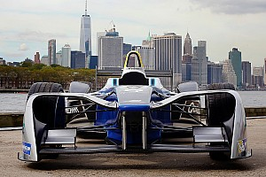 Video: Why Formula E's latest adventure will rock New York City