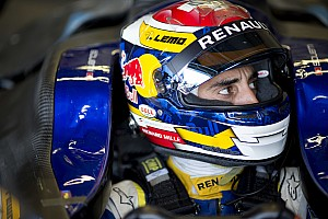 Formula E Testing report Buemi tops first day of Donington Formula E testing