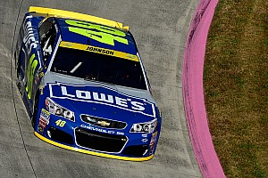NASCAR Cup Preview A ninth Martinsville win could launch Johnson to historic seventh title