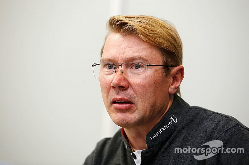 Хаккинен вернулся в McLaren в качестве посла команды