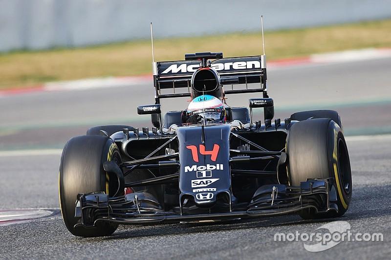 McLaren seguirá en Barcelona para dos días de filmación