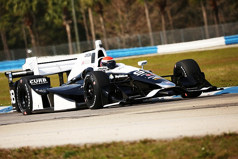 Rookies get valuable seat time at Sebring test