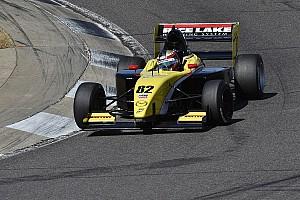 Pro Mazda Qualifying report Telitz beats Grist to Pro Mazda pole at Barber
