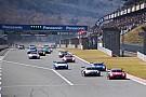 日産現役レーシングカー全16台がデモレース。優勝はGT500の23号車