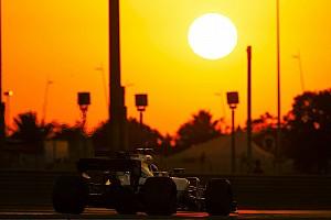 Formel 1 Fotostrecke Die schönsten Fotos vom F1-GP Abu Dhabi: Samstag