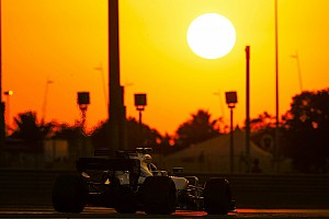 Abu Dhabi GP: Top photos from Saturday