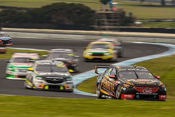 Supercars Breaking news Rookie Supercars star crucial to Reynolds' title bid