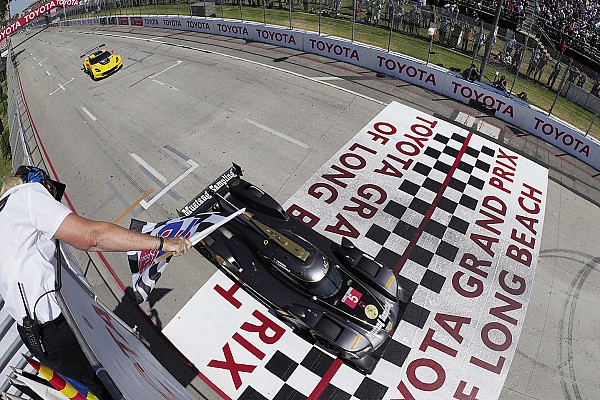 Long Beach IMSA: AXR Cadillac wins, Corvette conquers GTLM