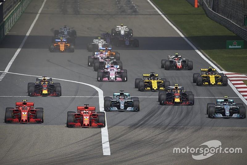 Diaporama - Les Pilotes du Jour de la saison 2018 de F1