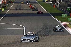 Формула 1 Важливі новини Феттель дорікнув суддям за рішення випустити машину безпеки